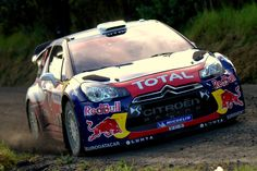Here's Mikko Hirvonen in his Citroën World Rally Team DS3 during Rally New Zealand WRC.    Photo by Craig Coomans ©. Feel free to share, simple ensure you credit the photo to me.