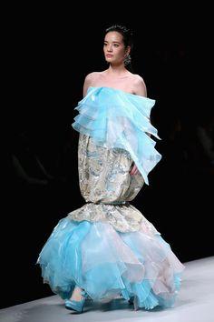 Mercedes-Benz China Fashion Week: Day 5
