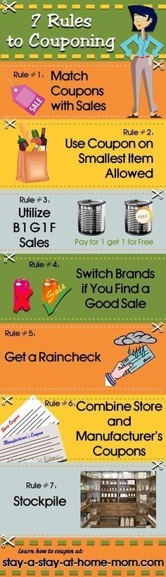 the 7 rules to extreme couponing Extreme Couponing, Couponing 101, Ways To Save Money, Money Tips, Money Saving Tips, Shopping Coupons, Shopping Hacks, Grocery Coupons, Free Coupons