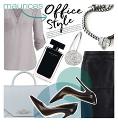 """""""The Perfect Blouse with maurices: Contest Entry"""" by ladybow ❤ liked on Polyvore featuring Jaeger, Unearthen, maurices, Givenchy, Jimmy Choo, Narciso Rodriguez and Accessorize"""