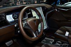 Brabus Tesla Model S IAA 2015 09 Image