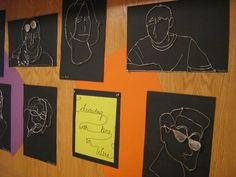 Alexander Calder Inspired Lesson with Wire! 3rd and 5th grade -writing main ideas with story retelling