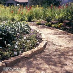 Materials for Walkways and Paths | Affordable Garden Path Ideas: The Family Handyman
