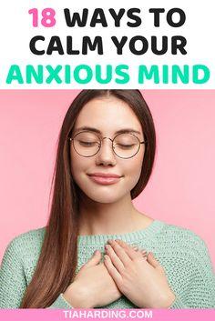 ANXIOUS MIND -TIAHARDING.COM