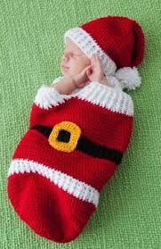 Christmas Crochet Cocoons