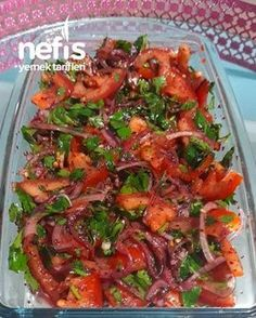 Easy Salad Recipes, Easy Salads, Healthy Recipes, Crab Stuffed Avocado, Cottage Cheese Salad, Turkish Recipes, Ethnic Recipes, Salad Dishes, Quick Meals