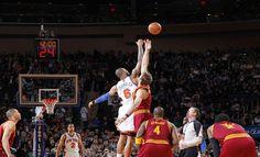 Knicks vs. Cavaliers