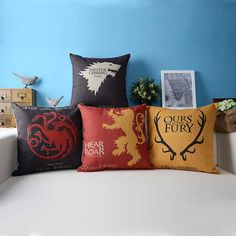 Game of Thrones Cushion Cover