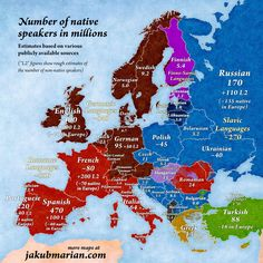 This Map Shows You How to Say 'Merry Christmas' in Every European Language Merry Christmas In French, Christmas Cards, Christmas Greetings, Christmas Text, Christmas Traditions, Planet Map, Sign Language Phrases, European Languages, How To Express Feelings