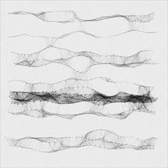 Image Tatoo, Illustrator, Sound Art, Parametric Design, Concept Diagram, Architecture Drawings, Architecture Diagrams, Architecture Portfolio, Generative Art