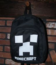 minecraft backpack- newest creation :) up on ebay