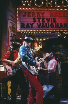 Stevie Ray Vaughan Luv