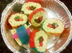 FABULOUS Kids' Cooking Project - Candy Sushi!
