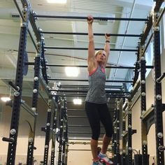 I can't tell you how nervous I was to try and make it across the Ninja Warrior training apparatus at the U.S. Army Physical Readiness Division Army Physical Fitness School last week.  It was my very last assessment of the day, and probably the one I cared