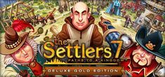The Settlers 7: Paths to a Kingdom - Deluxe Gold Edition.....Why wait for the post? Download the full game now!