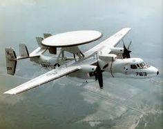 E-2C Hawkeye. CAG 9 VAW126 Grumman Aircraft, Navy Aircraft, Military Aircraft, Us Navy, Navy Marine, Air Force, Radio Controlled Aircraft, United States Navy, Aircraft Carrier