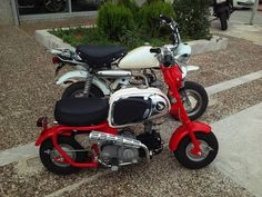 22 Best Honda Monkey Bike Images Antique Cars Motorcycles