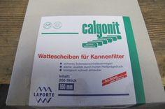 Wattenscheibe für Kannenfilter Filter, Swiss Army, Personalized Items, Army, Catalog, Philtrum
