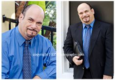 Actor headshots and comp card sessions in Orlando, Florida. http;//www.EZ-Photography.com