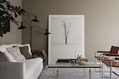 Sand and grey home