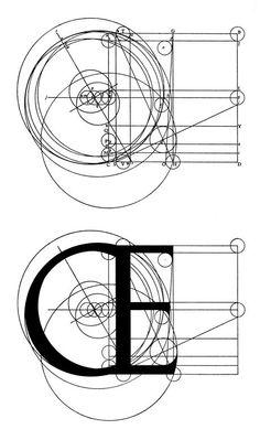 The Ligature OE Design Letters, Lettering Design, Hand Lettering, Roman Alphabet, Greek Alphabet, Typography Terms, Computer Art, Technical Drawing, Glyphs
