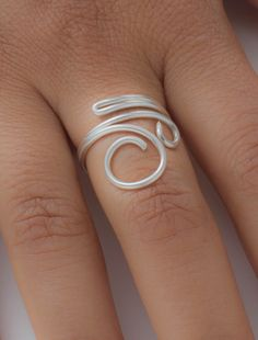 wire wrapped ring - Google Search
