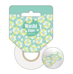 Osmanthus Washi Tape