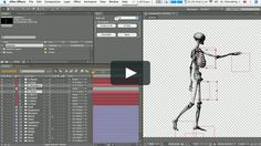 Welcome DuIK Tool's very first English language tutorial!  DuIK Tools is a revolutionary Inverse Kinematics script for After Effects developed by Nicolas Dufresne…