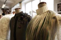 design by Błażej Teliński School of Form Fashion Design Dept #schoolofform fot. Patrycja Olszewska