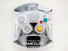 Nintendo-Gamecube-Gamecube-Compatible-Controller-Grey
