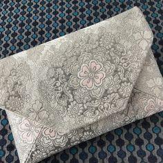 Fabric Wallet, Minne, Continental Wallet, Accessories, Creema, Kimono, Kimonos, Jewelry Accessories