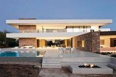 Desert Panorama House, La Quinta, Calif. - Award Winners, Custom Homes, Outdoor Rooms - Custom Home Magazine