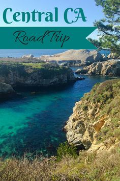 Central California road trip itinerary - heyo what about slo Central California, California Coast, Central Coast, Northern California, Places To Travel, Places To See, Travel Destinations, California Vacation, Just Dream