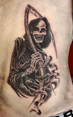 grim reaper tattoos (39)