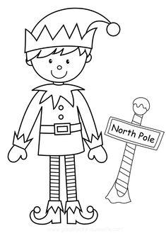 Christmas Crafts For Kids, Christmas Colors, Christmas Fun, Holiday Fun, Printable Christmas Coloring Pages, Free Christmas Printables, Free Printables, Craft Activities For Kids, Kids Crafts