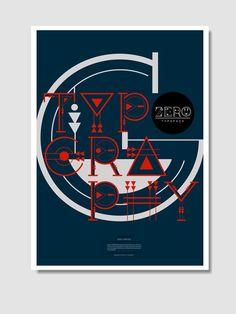 CS Zero - Graphic Experimental Typeface