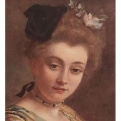 Antique Art | Antique Paintings | Antique Framed Oil Painting on Canvas | www.inessa.com