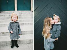 Girls winter fashion with @Cara Van Brocklin | #gapkids #zara
