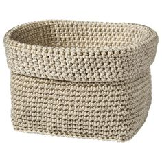 Threshold™ Chunky Knit Storage Cube. Good storage for inside a linen closet. I can picture 3 of theses. One for hair products, one for hair brushes, and one for nail polishes.