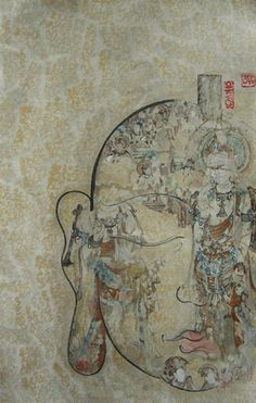 Buddhist Inspiration for this Chinese Artist: Sun Guangyi : Contemporary Buddhist Art : Mingkok : Buddhistdoor