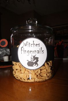 Fun Halloween Food -