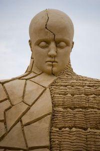 Inacreditáveis esculturas de areia | Incredible sand sculptures.