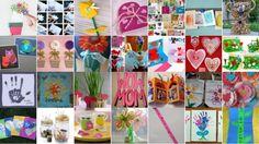 Lavoretti per la festa della mamma: altre 30 e più idee creative