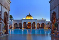 piscine marrakech palais namaskar