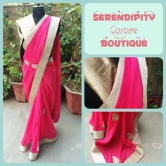 Code: SR 3103  Price: INR 6500/-  Cash on delivery available!  To order, kindly drop us a message here on our page, inbox us, or email us at serendipity.kanika@gmail.com or whatsapp us at +91-8527605220 Love,  SCB