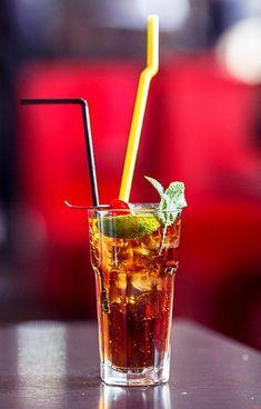 Безалкогольный коктейль с Пепси