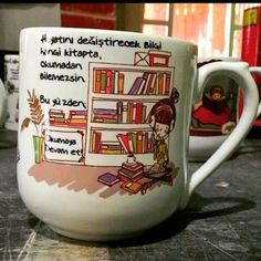 hikayelerdirgeriyekalan Coffee Cups, Tableware, Fashion, Moda, Coffee Mugs, Dinnerware, Fashion Styles, Tablewares, Coffee Cup