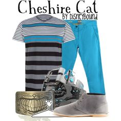 """Cheshire Cat"" by lalakay on Polyvore #disney"