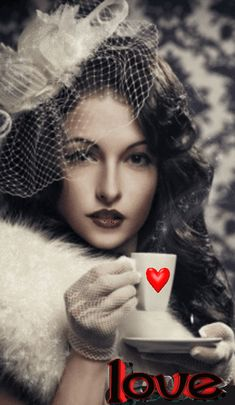 ❤️COFFEE....... A CUP OF LOVE!!!♥️☕️