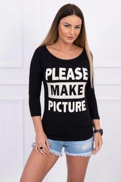 DivaShop.ro - Magazin online haine femei • rochii • pantofi • genti dama Make Pictures, How To Make, T Shirt, Tops, Women, Fashion, Supreme T Shirt, Moda, Tee Shirt